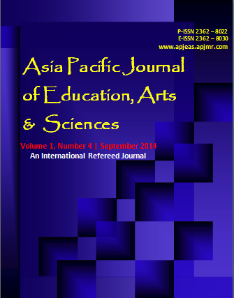 International Journal Of Education And The Arts